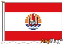 - FRENCH POLYNESIA ANYFLAG RANGE - VARIOUS SIZES